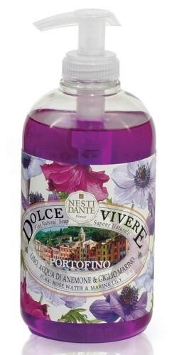 Купить Dolce vivere жидкое мыло портофино 500мл цена