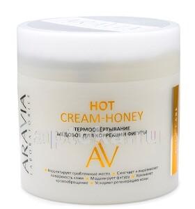 Купить Термообертывание медовое для коррекции фигуры hot cream-honey 300мл цена