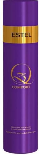 Купить Professional q3 comfort шампунь для волос с комплексом масел 250мл цена