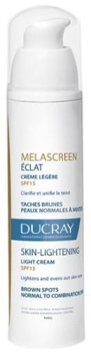 Melascreen отбеливающий легкий крем spf 15+ 40мл
