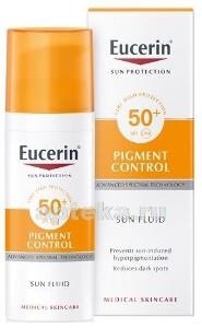 Купить Флюид солнцезащитный против пигментации spf 50+ 50мл цена