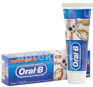 Купить Зубная паста junior для детей нежная мята 75мл цена
