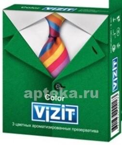 Купить Презерватив color цветные ароматизированные n3 цена