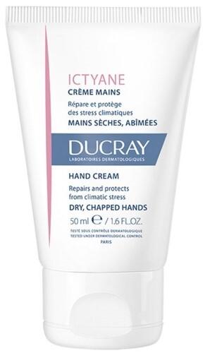 Купить Ictyane крем для рук интенсивно увлажняющий 50мл цена