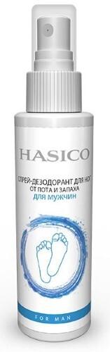 Купить Спрей-дезодорант для ног от пота и запаха для мужчин 110мл цена