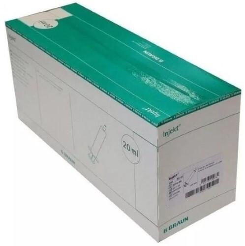 Купить Шприц 20мл 2-х компонентный с иглой 21g n100/bb цена