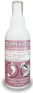Купить Теймурова спрей антибактериальный 150мл цена