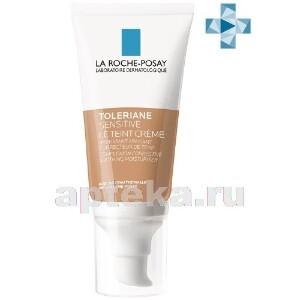 Купить La roche-posay toleriane sensitive le teint крем тонирующий увлаж для чувствительной кожи 50мл/натуральный цена