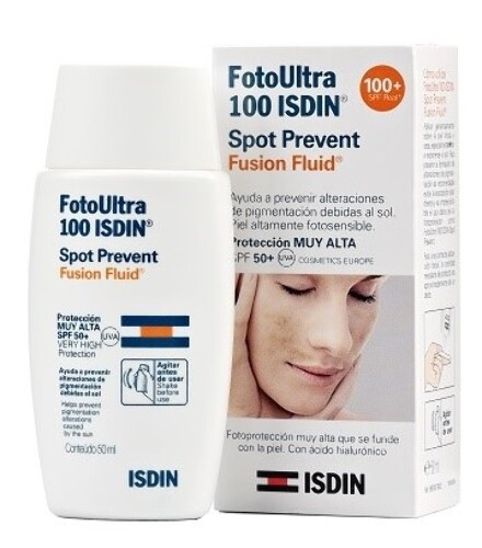Купить Fotoultra 100 spot prevent флюид для лица spf 50+ 50мл цена