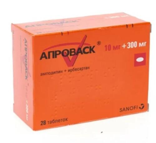 Купить АПРОВАСК 0,01+0,3 N28 ТАБЛ П/ПЛЕН/ОБОЛОЧ цена