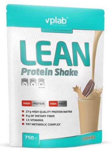 Вплаб лин протеин шейк со вкусом печенья