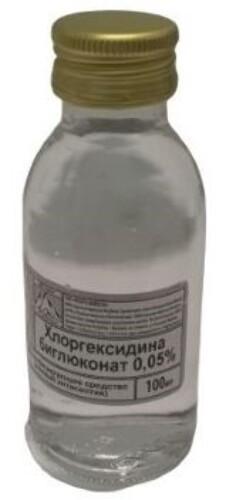 Купить Хлоргексидина биглюконат 0,05% ср-во дезинф 100мл флак стекл/флора кавказа цена