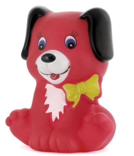 Купить Игрушка с пищалкой щенок 12мес+ цена