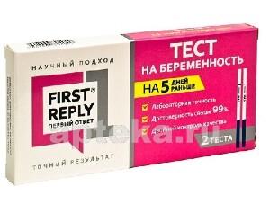 Купить Тест для определения беременности первый ответ n2 цена