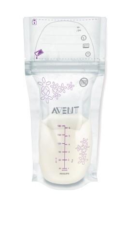 Купить Avent пакеты для хранения молока 180мл n25 scf603/25 цена