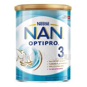 Купить 3 optipro напиток молочый сухой для детей с 12мес цена