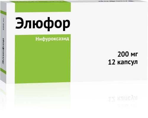 Купить ЭЛЮФОР 0,2 N12 КАПС цена