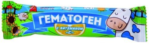 Купить Гематоген форте с витамином с цена
