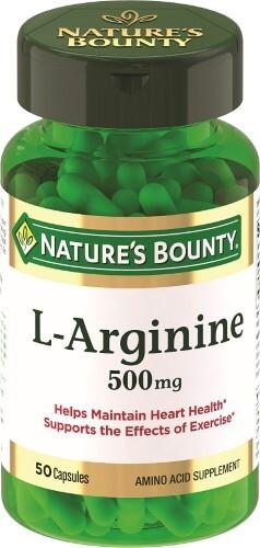 Купить L-аргинин 500мг цена