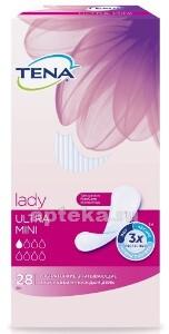 Купить Lady ultra mini урологические прокладки n28 цена