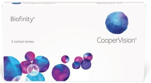 Купить Biofinity контактные линзы плановой замены цена