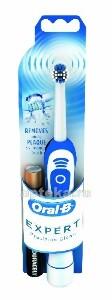 Зубная щетка электрическая  db4 pro-expert аккур чист с питанием от батареек