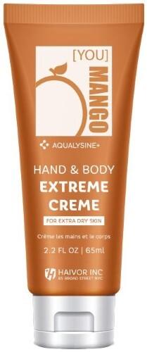 Купить Крем для рук и тела интенсивный с аквализином для сверсухой кожи 65мл цена
