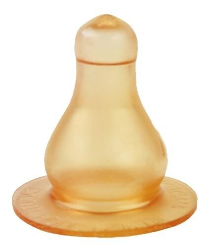 Купить Соска латексная большого размера с х-образным отверстием для каш 6+n1/12133 цена