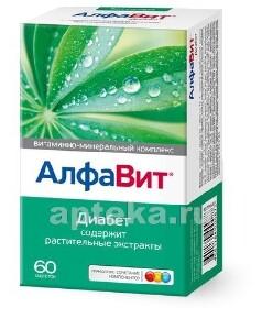 Купить Алфавит диабет цена
