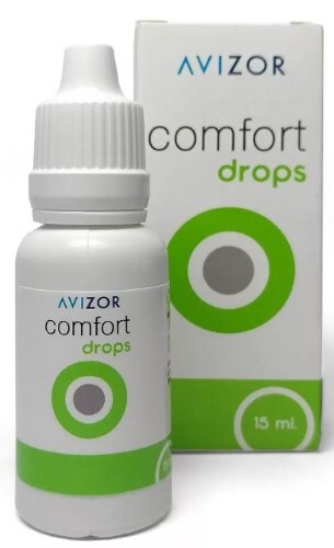 Купить Comfort drops капли для линз цена