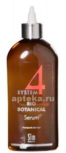 Купить Сыворотка терапевтическая биоботаническая для роста волос 500мл цена
