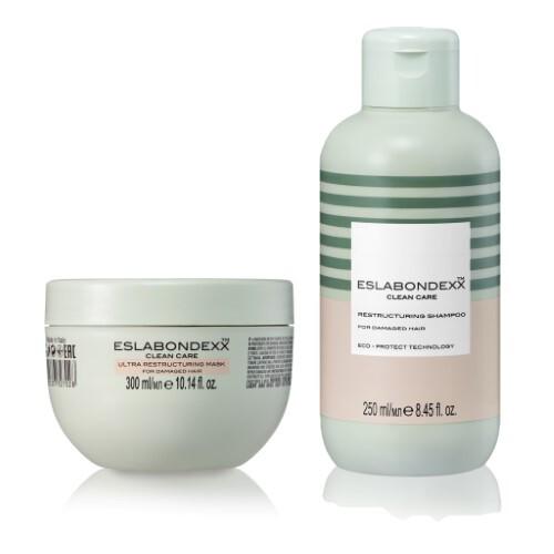 Набор восстанавливающий для поврежденных волос  ESLABONDEXX со скидкой 40%