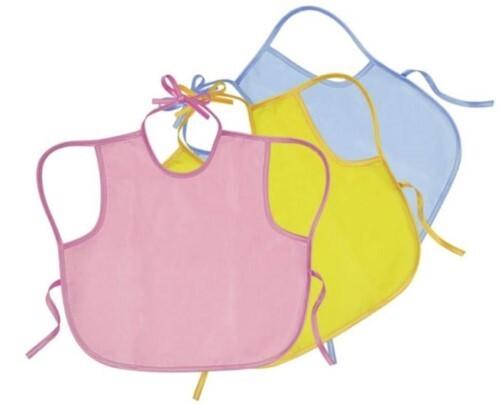 Купить Слюнявчик детский непромокаемый 32х36см/15002 цена