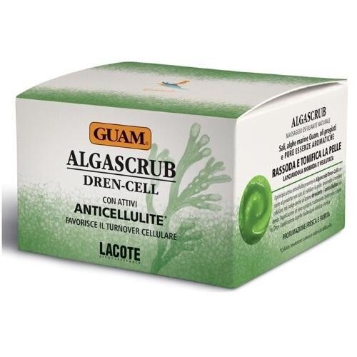 Algascrab скраб с эфирными маслами дренажный 300мл