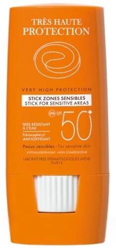 Купить Солнцезащитный стик spf50+ для чувствительных зон 8.0г цена