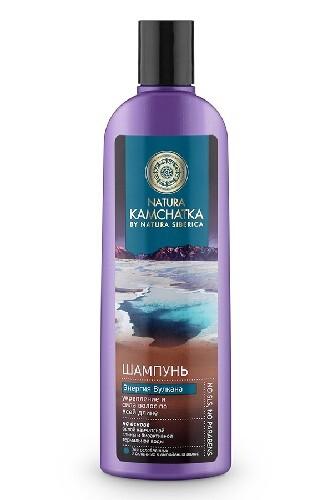 Купить Шампунь «энергия вулкана» укрепление и сила волос по всей длине 280мл цена