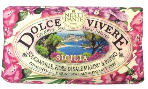 Купить Dolce vivere мыло сицилия 250,0 цена