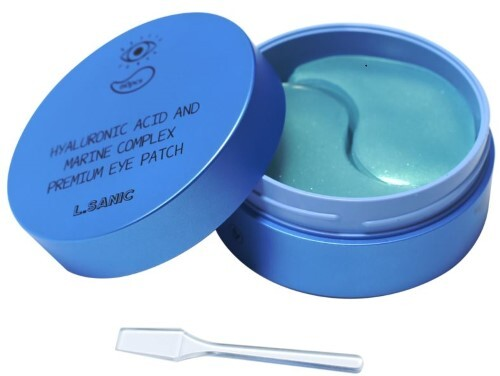 Купить Гидрогелевые патчи для области вокруг глаз с гиалуроновой кислотой и экстрактом водорослей n60 цена