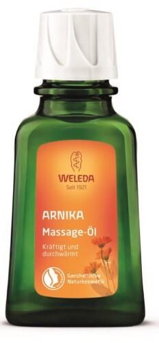 Купить Arnica масло массажное с арникой 50мл цена