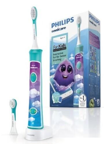 Купить Зубная щетка for kids hx6322/04 электрическая для детей с мобильным приложением цена