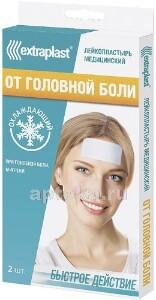 Купить Пластырь от головной боли n2 цена