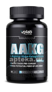 Купить Вплаб аакг l-аргинин альфа-кетоглуторат цена