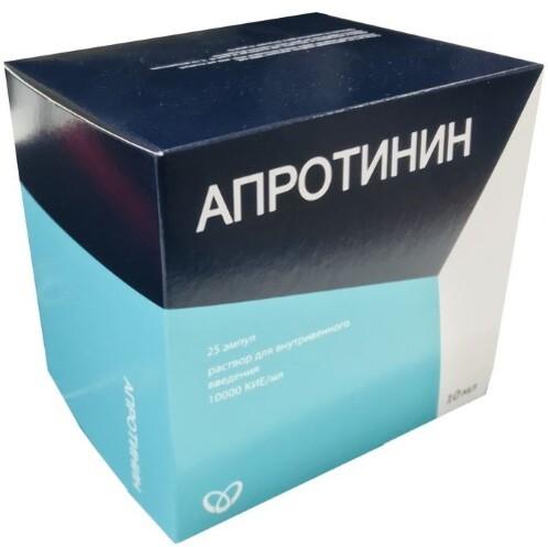 Купить Апротинин цена