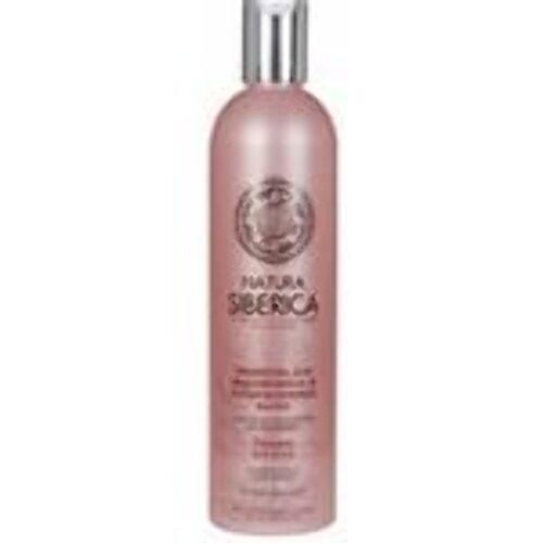 Купить Бальзам для окрашенных и поврежденных волос «защита и блеск» 400мл цена