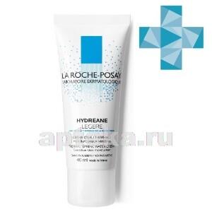 Купить Hydreane legere ежедневный базовый увлажняющий крем для чувствительной кожи нормального и комбинированного типа 40мл цена