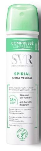 Купить Spirial spray растительный спрей дезодорант 75мл цена