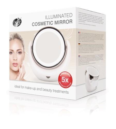 Купить Зеркало косметическое с подсветкой модель mmld цена