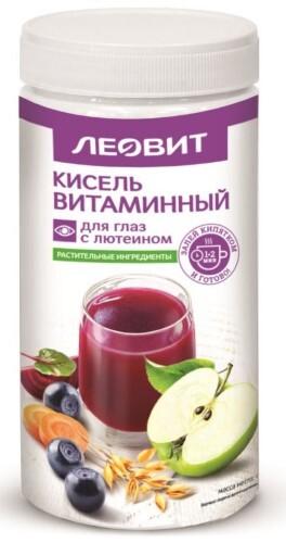 Купить Кисель диетический витамин с лютеин для глаз 400,0 цена