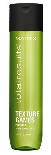 Купить Total results тэксчер геймс шампунь для волос облегчающий укладку 300мл цена