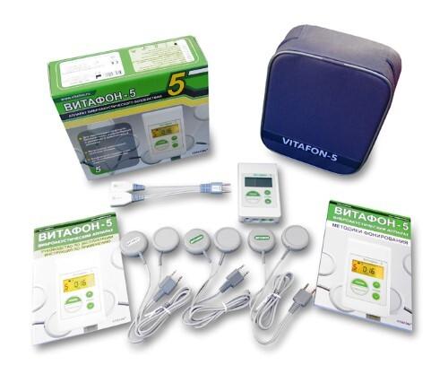 Купить Витафон-5 аппарат виброакустического воздействия/стандартной комплектации цена